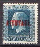 Aitutaki MLH Stamp - Aitutaki