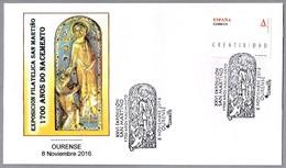 1700 Años De Nacimieno De SAN MARTIN - SAINT MARTIN. Ourense, Galicia, 2016