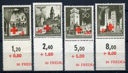 33410) GENERALGOUVERNEMENT # 52-55 Postfrisch Aus 1940, 17.- €