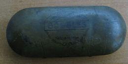 AC -  VINTAGE SUN GOGGLES TIN BOX MADE IN GERMANYS - Otras Colecciones