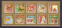 Nederland 2010 Decemberzegels 10w Zelfklevend ** Mnh (34953) - Neufs