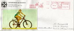 Safe Biking USA, Letter From Missouri, Addressed To Illinois