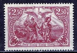 Deutsches Reich - Mi-Nr 115 Postfrisch / MNH ** (B1182c)