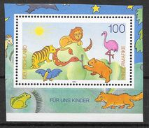 Bund 1995 / MiNr.   1825  Aus Block 34  ** / MNH   (e654)