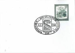Österreich / Austria - Sonderstempel / Special Cancellation (d928)