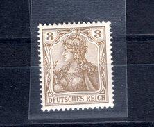 8814 Deutschland Germany Deutsches Reich Mi 69 I Mnh Gepr. Jäschke BPP