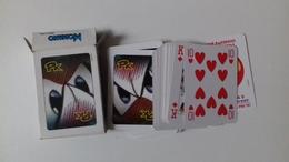 M#0T59 CARTE DA GIOCO WALT DISNEY PAPERINIK Promo TOPOLINO Modiano/POKER - Carte Da Gioco