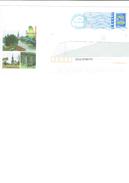 Env. Entier Postale Oblitérée De FRANCE - LA CHEVALLERAIS [Loire Atlantique] Monuments / Clocher / Arbres
