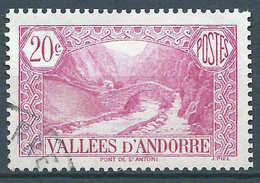 Andorre - 1932 - Pont St Antoine - N° 30  - Oblit - Used