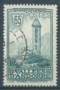 Andorre - 1932 - Chapelle De St Miguel - N° 36  - Oblit - Used