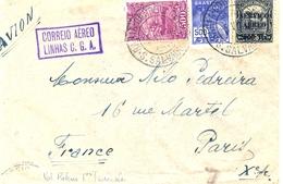 Cie Gle Aéropostale 1930 Retour Mermoz 1ere Traversée - Kommerzielle Luftfahrt