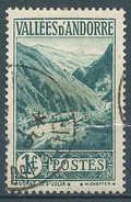 Andorre - 1932 - Gorges De St Julia - N° 39  - Oblit - Used