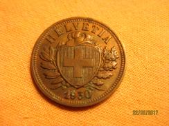 Suisse: 2 Centimes 1930 - Switzerland
