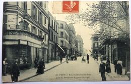 RUE DU MOULIN DES PRES  - PARIS - Arrondissement: 13