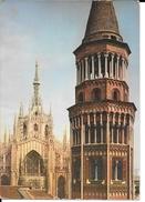 Cartoline Chiese -chiesa Di San Gottardo-milano - Eglises Et Couvents
