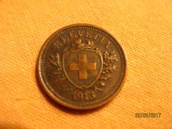 Suisse: 1 Centime 1913 - Switzerland