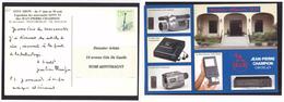 Préo 224 - Sur Carte Postale Sony Show à Groslay (95) Pour Montmagny.