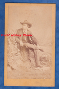 Photo Ancienne CDV Vers 1870 - STRASBOURG / STRASSBURG - Portrait Jeune Homme Style Cow Boy - Photographie Broglie - Photos