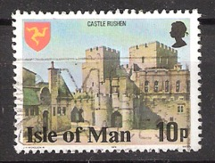 Isle Of Man 1978 Castle Rushen, 10p, Mi 111 Cancelled(o)