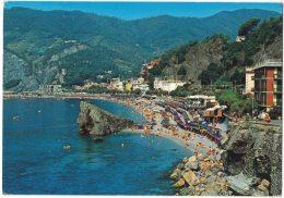 HZ203     La Spezia - Le Cinque Terre - Monterosso - Spiaggia Fegina - La Spezia