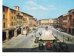 Figline Valdarno-piazza Marcilio Ficino - Italia