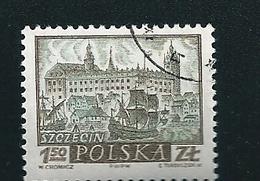 N° 1558 Academie De Gornicza  Timbre  Pologne Neuf/oblitéré Polska 1966