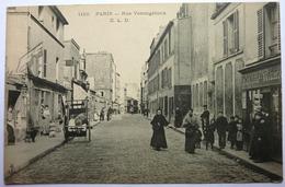 RUE VERCINGETORIX  - PARIS - District 14