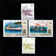 Norfolk  Nº Yvert  473/6  En Nuevo
