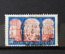 YT263 - Centenaire De L'Algérie Française -50c - Oblitéré