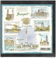 "France 2011 ""Capitales Européennes : Budapest"" Neuf Qualité Luxe"