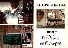 22 - BELLE-ISLE-EN-TERRE - Hôtel - Multi Vues - Carte Pub - Logis De France - France