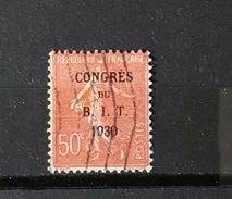 YT264 - Réunion B.I.T  -50c - Oblitéré