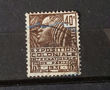YT271 - Exposition Coloniale Internationale 1931 - 40c - Oblitéré