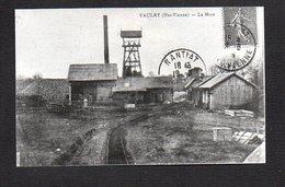 87  Vaulry / La Mine /  Photo Copie Print ( Fond Neudin ) - France