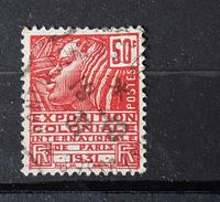 YT272 - Exposition Coloniale Internationale 1931 -50c - Oblitéré