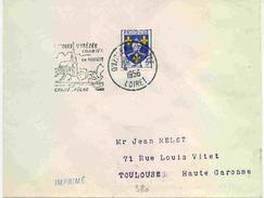 Ob. Daguin De Ouzouer Sur Trézée - 1921-1960: Periodo Moderno