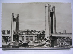 29 - BREST - LE NOUVEAU GRAND PONT SUE LA PENFELD QUI RELIE BREST A RECOUVRANCE - 1958 - Brest