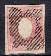 Schleswig YT N° 2 Oblitéré. Timbre Authentique (fil De Soie Au Verso). A Saisir!