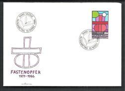FDC   1986  FASTENOPPER