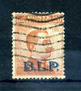 1921-23 BLP 20arancio (A) Usato NON GARANTITO - 1900-44 Vittorio Emanuele III