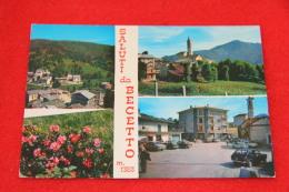 Becetto Frazione Di Sampeyre Cuneo Vedutine 1973 - Italia