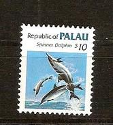 Palau  1986 Yvertn° 91 *** MNH Cote 35,00 Euro Faune Marine Dauphins Dolfijnen - Palau