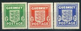 #17-01-00011 - Allied Occupation - 1941 - Mi. 1-3 - MNH - QUALITY:100% - Guernsey