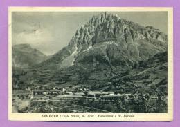Sambuco (Valle Stura) - Panorama A M. Bersaio - Cuneo