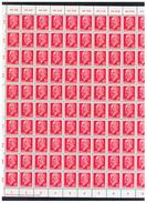 Kompletter Bogen DDR 1963 Michel 935 Postfrisch