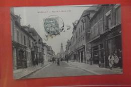 C P Romilly Rue De La Boule D'or Animé - Romilly-sur-Seine