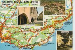 En Route Pour La Cote D Azur Nationale 7