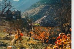 Paysage D Automne Les Gorges Du Tarn