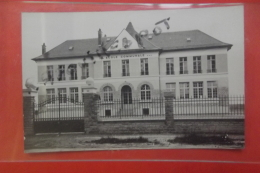 C Photo  Romilly ? Ecole Communale - Romilly-sur-Seine