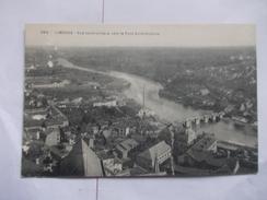 LIMOGES Vue Panoramique Vers Le Pont Saint Etienne 294 - Limoges